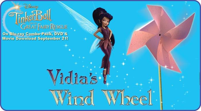 Vidia Wind Wheel