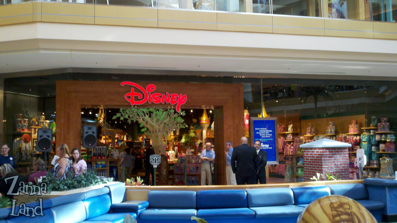 Disney Store International Plaza Tampa Has Reopened!