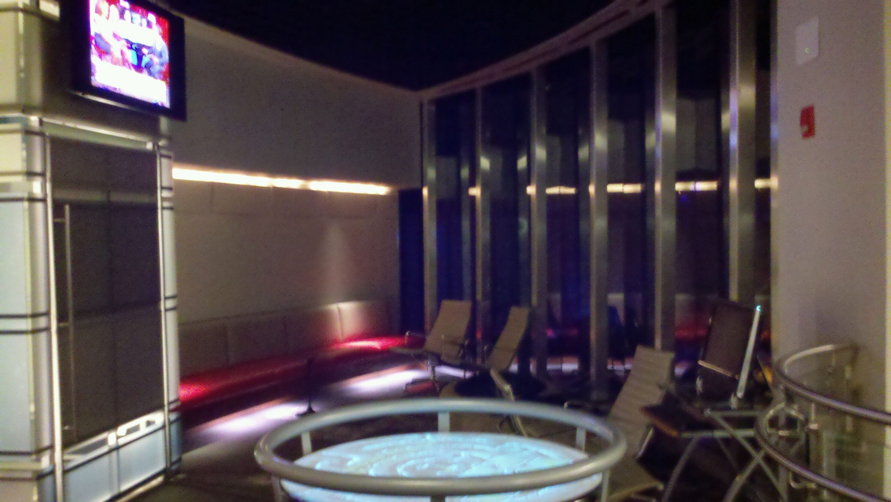 Mission:Space HP Lounge