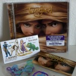 Tangled soundtrack silly bands giveaway