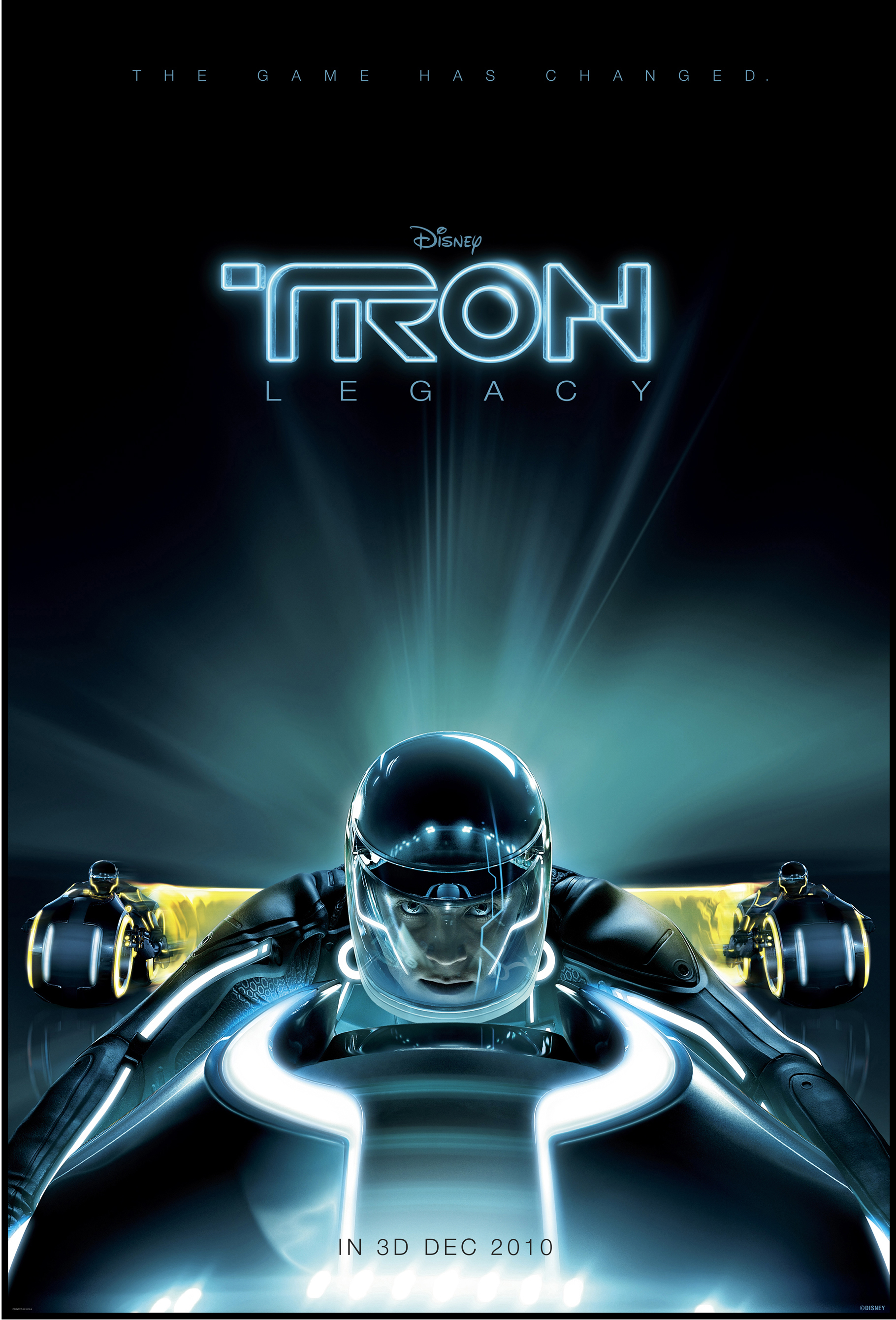 "My Favorite TRON:Legacy Clip So Far – ""Long Time"" and NEW TRON Trailer"