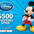 Rayovac, the official battery of Disney Parks has just kicked off an amazing sweepstakes on their facebook page. Simply enter on Rayovac's official sweepstakes page and you have a chance to win a $500 Disney Store shopping spree. Not only that, but when you enter, you can list a friend […]