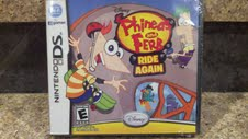 Phineas & Ferb Ride Again