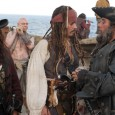 Pirates and Mermaids and Zombies, Oh MY! In PIRATES OF THE CARIBBEAN: ON STRANGER TIDES, Captain Jack Sparrow (Johnny Depp) finds himself on an unexpected journey to the fabled Fountain of Youth when a woman from his past (Penelope Cruz) forces him aboard the Queen Anne's Revenge, the ship of...