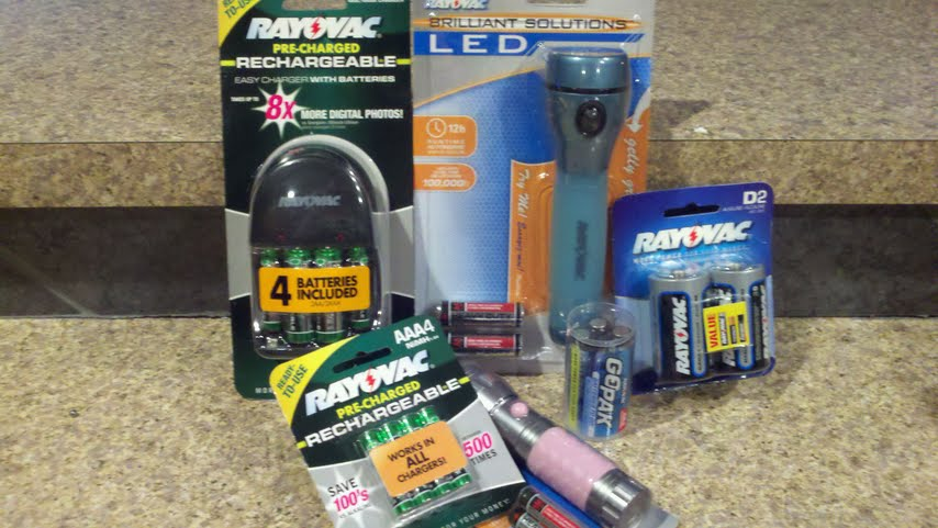 Rayovac Giveaway