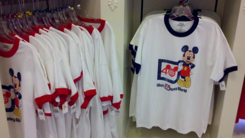 40th Adult ringer shirts