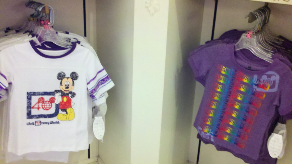 40th kids t-shirts