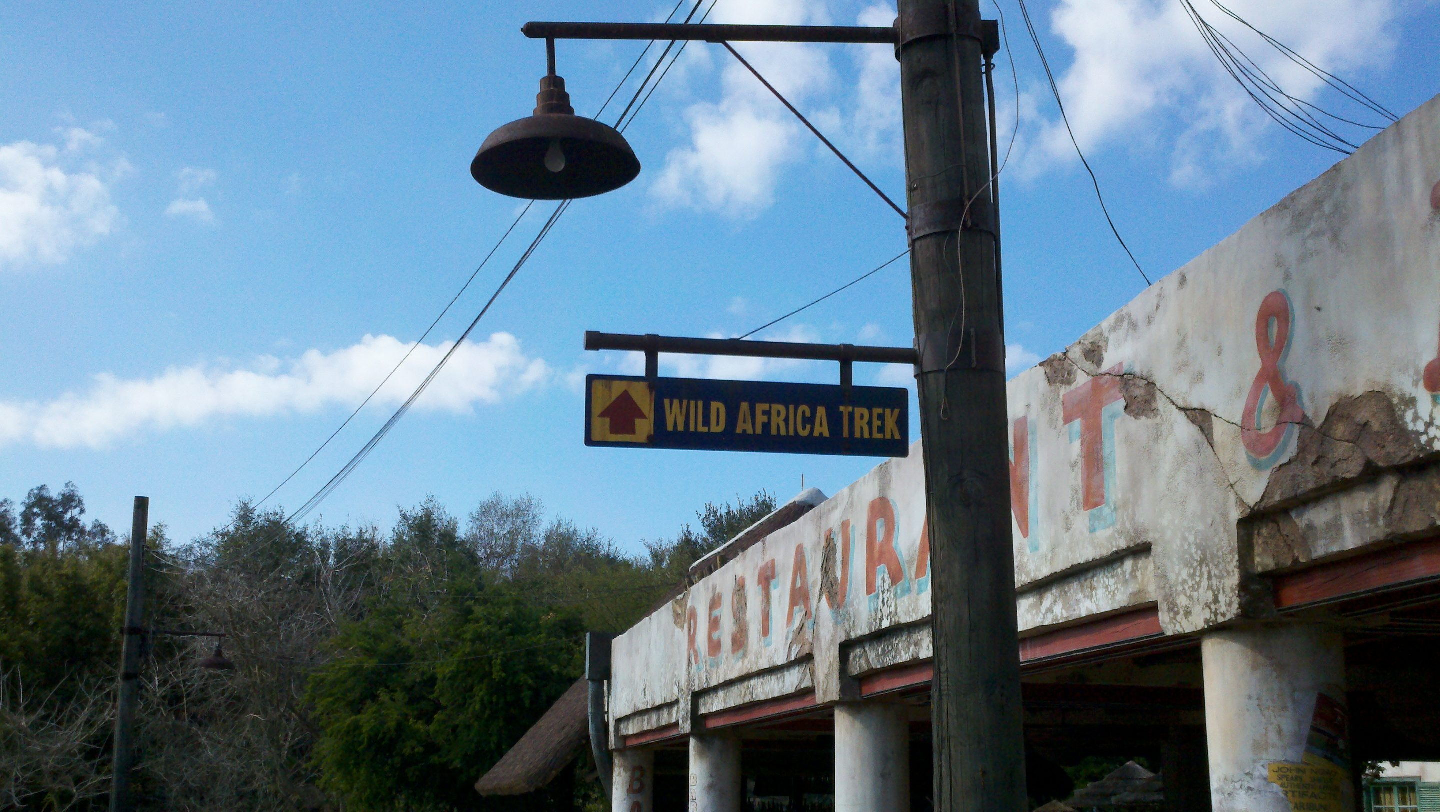 Disney's Wild Africa Trek Fast Facts & Info