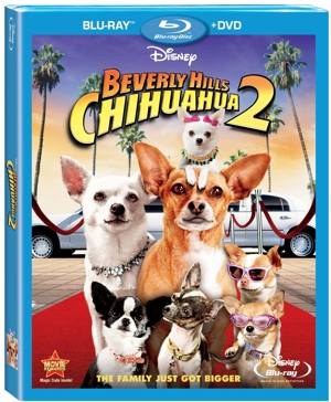 Beverly Hills Chihuahua 2 on DVD & Blu-Ray