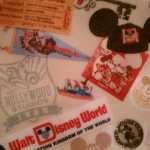 WDW 40th Anniversary Dooney & Bourke design