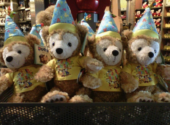 Birthday Duffy Bear