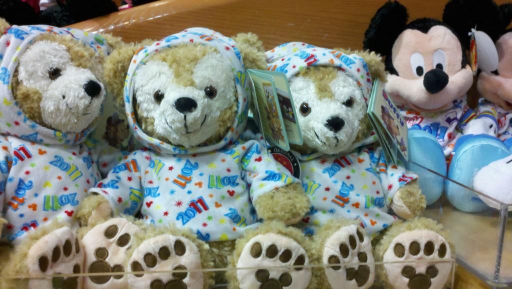 2011 Duffy Bear