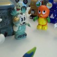 Thanks to a fellow Disney fan for introducing me to this video. Nice start for a great medium for Vinylmation figures – stop motion animation! Check out The Vinylmator: What do you think YOUR Vinylmations do when you're not around?