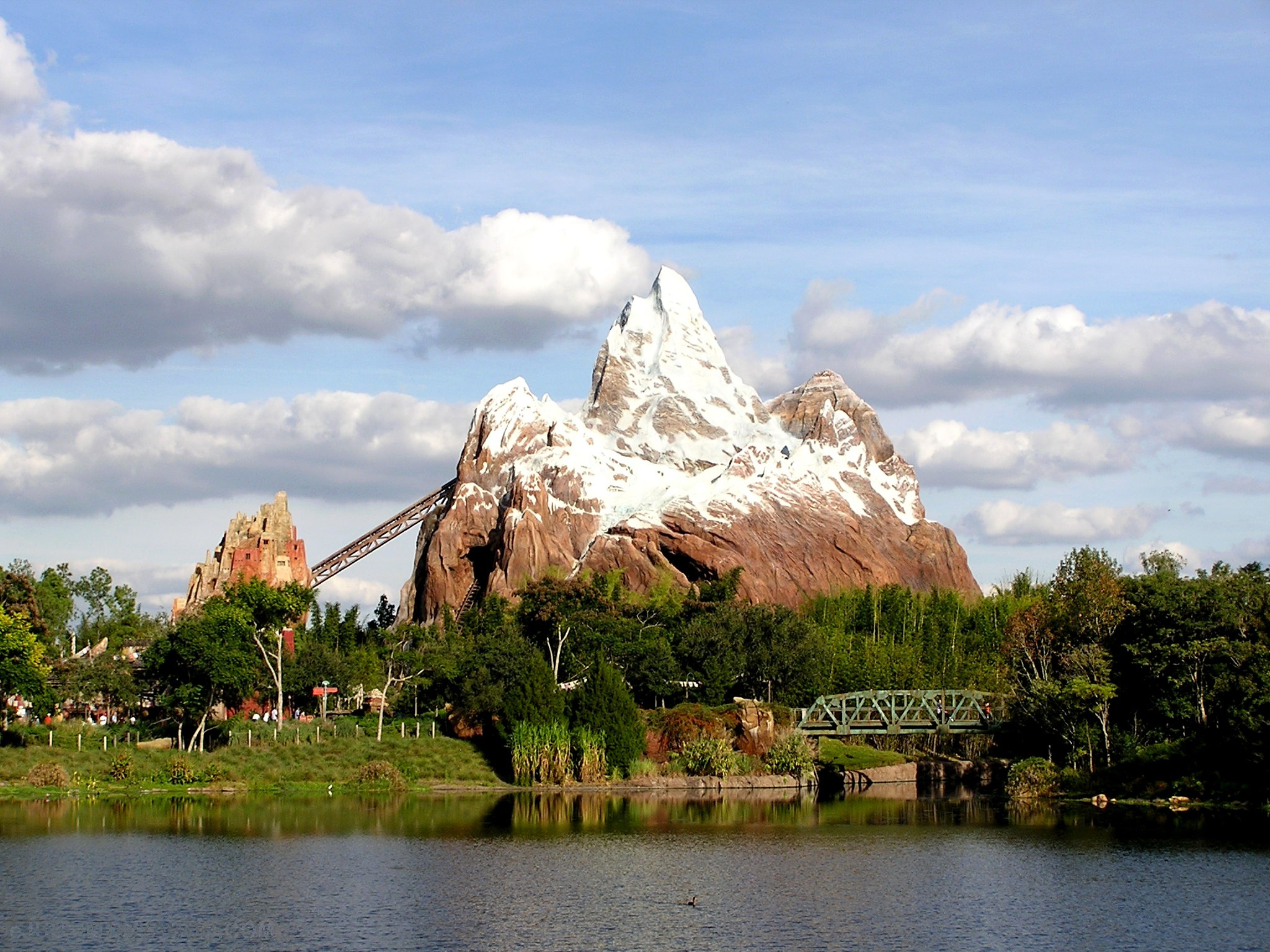 Jud's Disney Picture of the Day: EVEREST