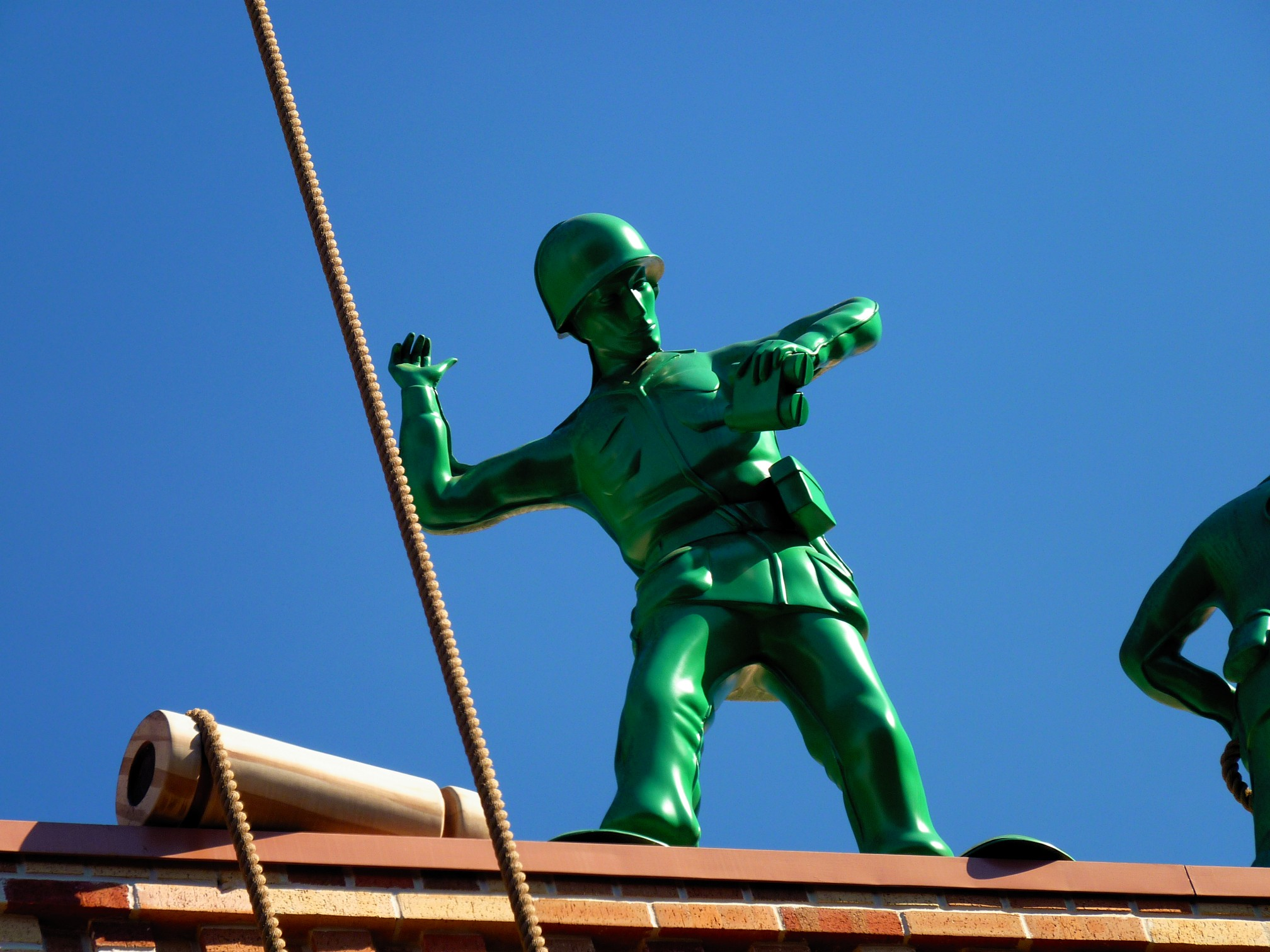 Jud's Disney Picture of the Day: GREEN ARMY MAN