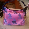 Those tracking Disney Dooney & Bourke auctions on ebay spotted these new styles this week. Thanks once more to Shelley C. for capturing these photos for us at Downtown Disney's TrenD shop. Let's see the newest Disney Dooney designs – the Gwenny Large Tote, the Large Erica and Zippered Wristlets in […]