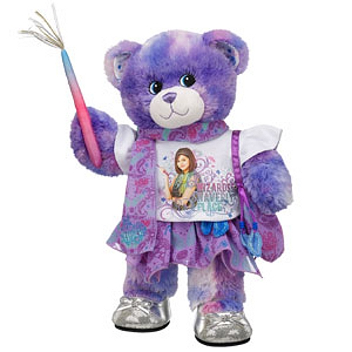 Disney and Build-a-Bear Release Wizards of Waverly Place Bear