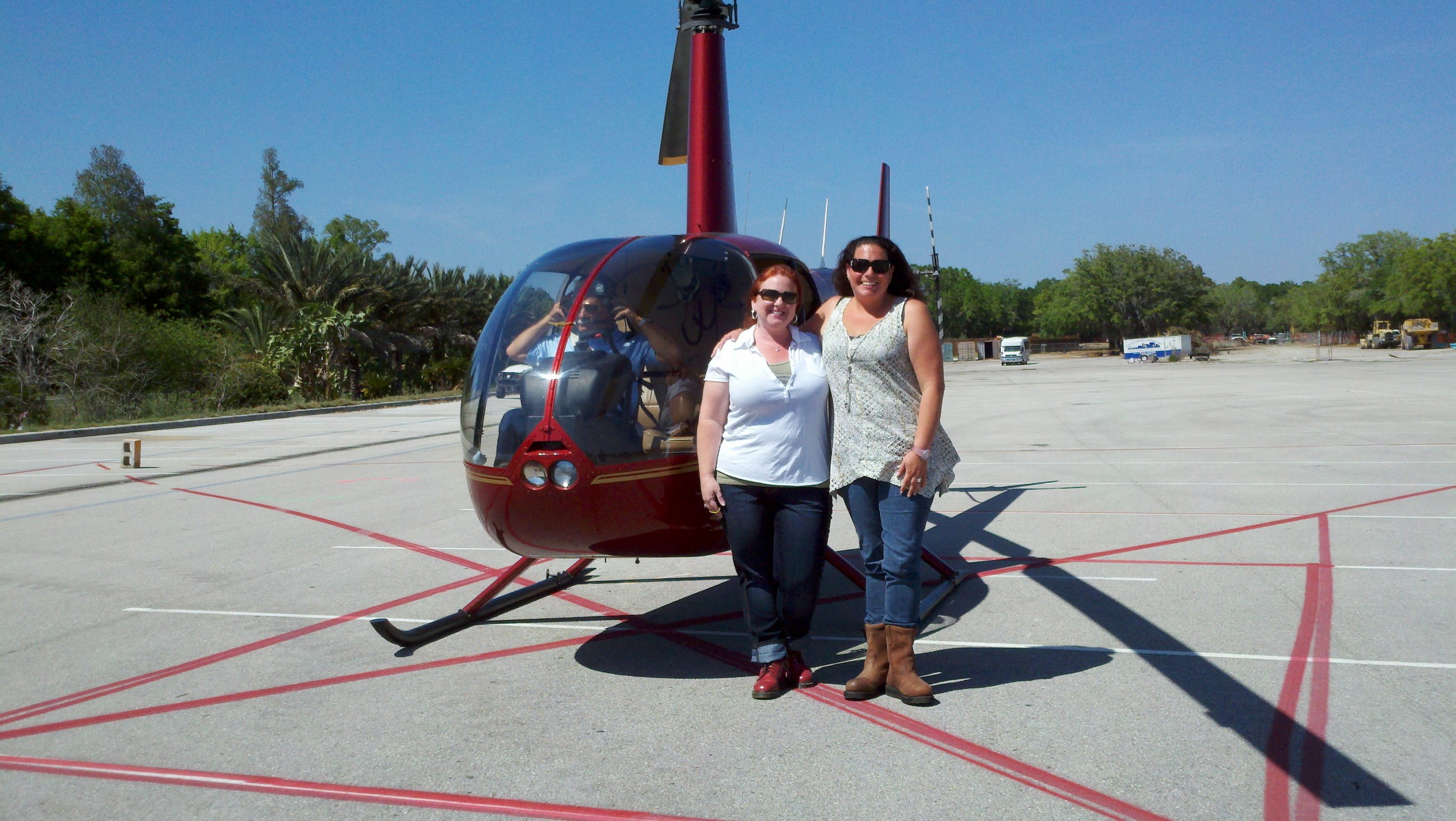 LEGOLAND Florida Helicopter Flyover and Preview Tour