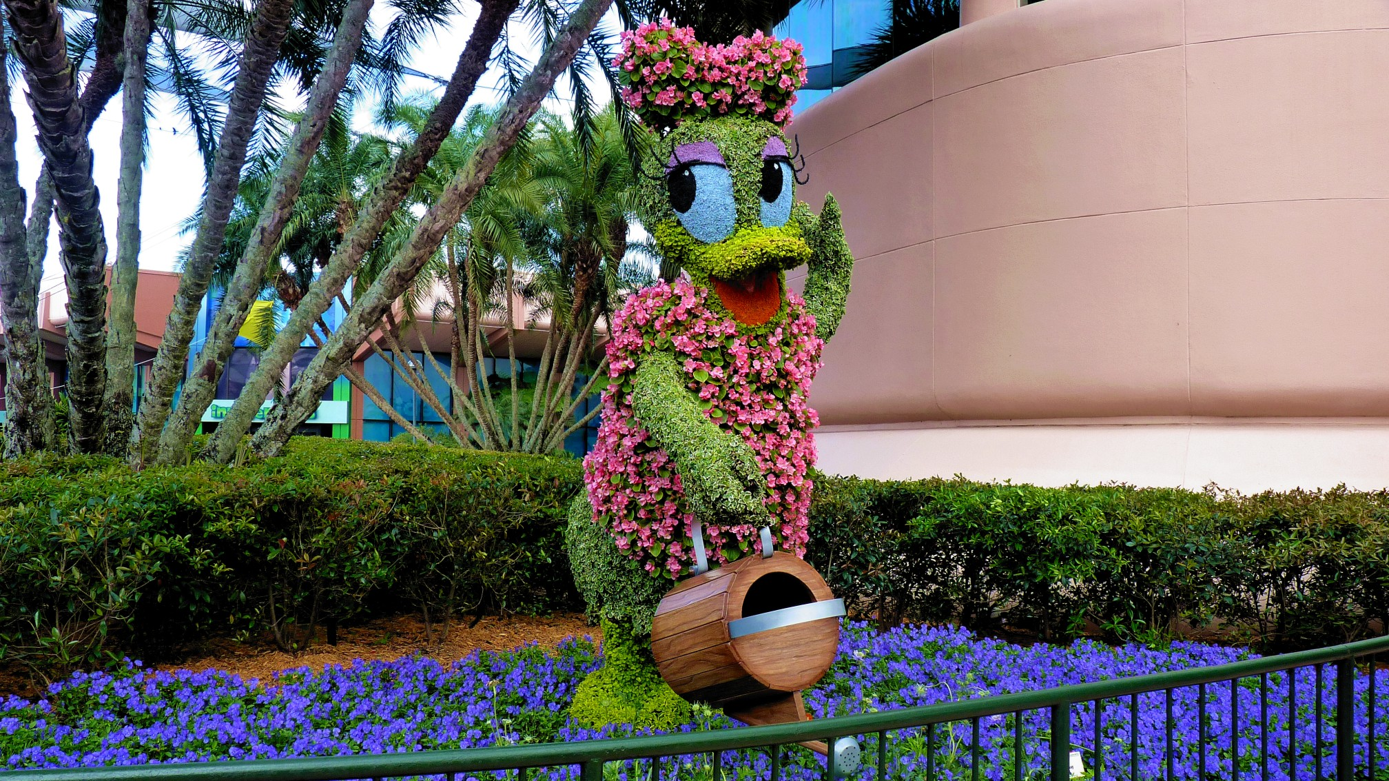 Jud's Disney Picture of the Day: DAISY