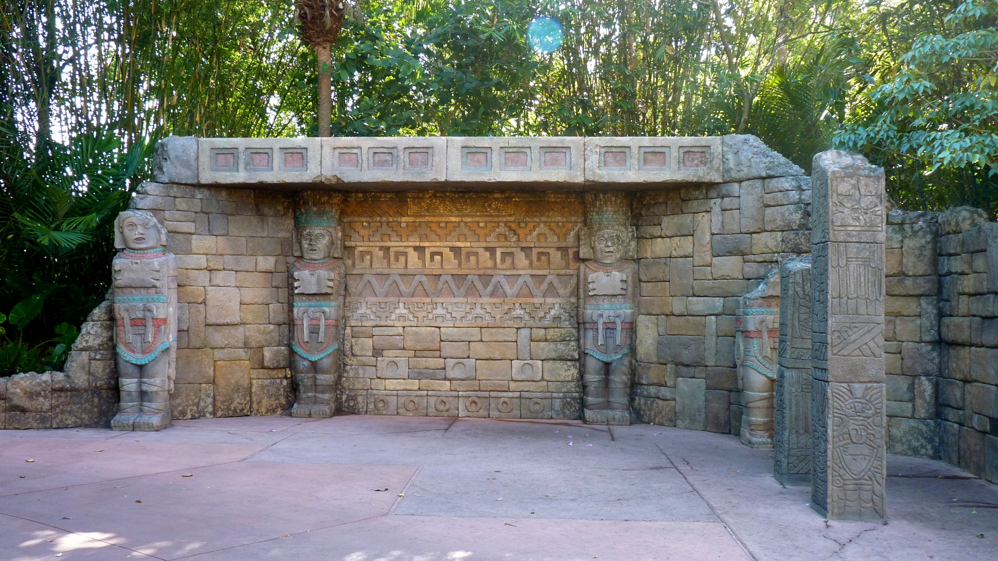Jud's Disney Picture of the Day: THE WALL