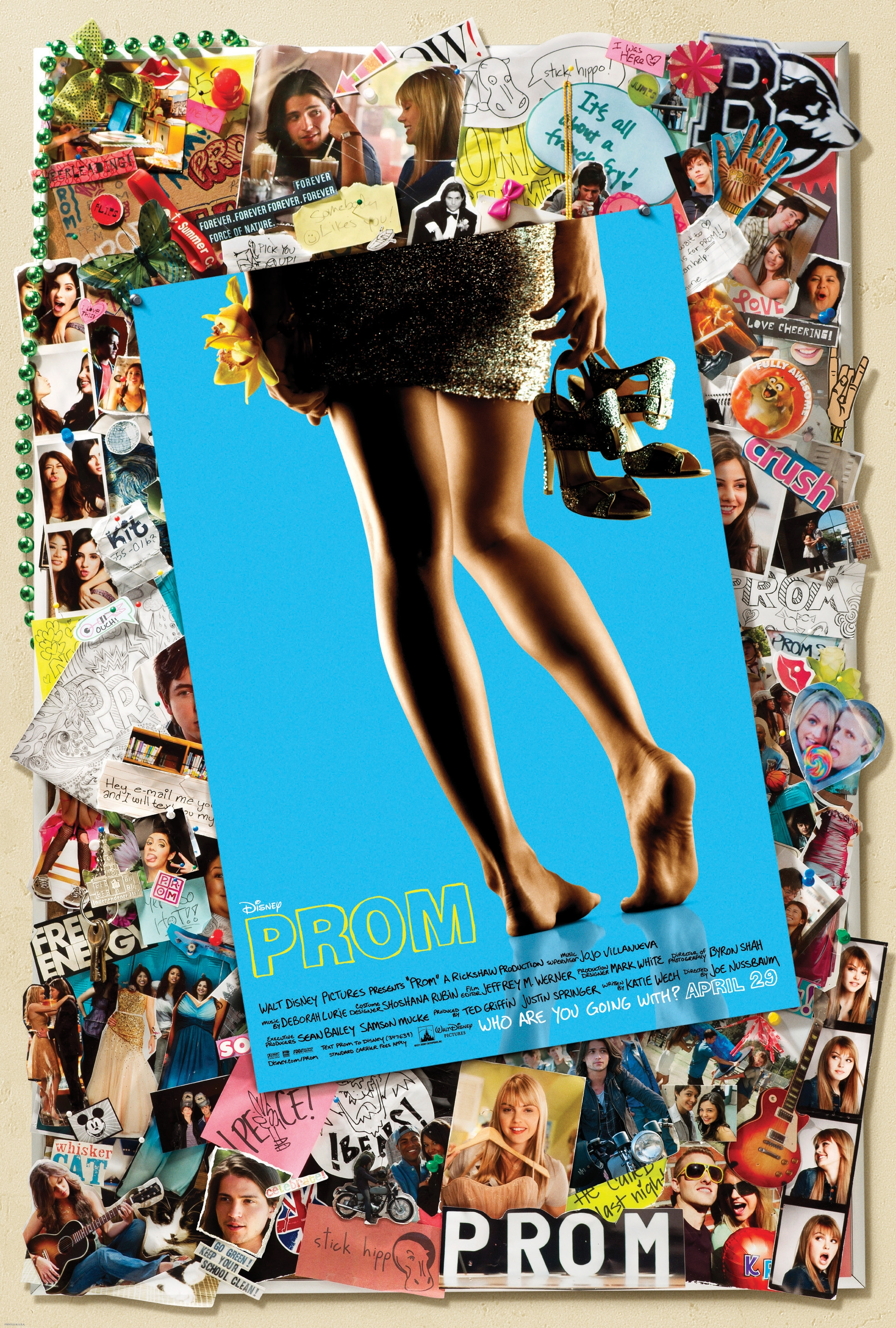 "Win a ""Prom"" Date Premiere With Your Creative Prom Invite Idea!"