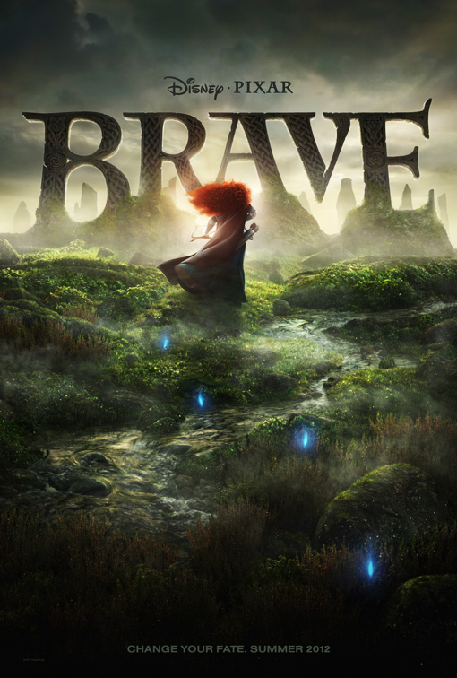 Concept Art from Disney•Pixar's BRAVE