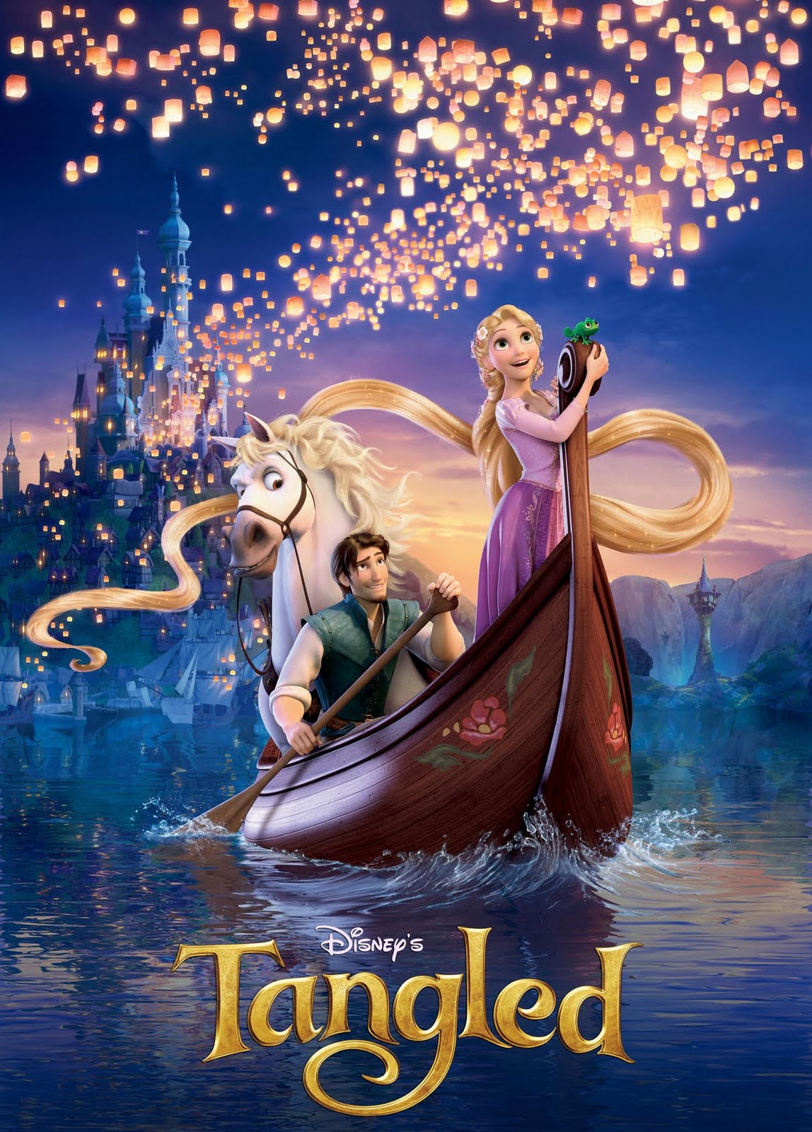 Tangled DVD+Prize Pack GIVEAWAY!