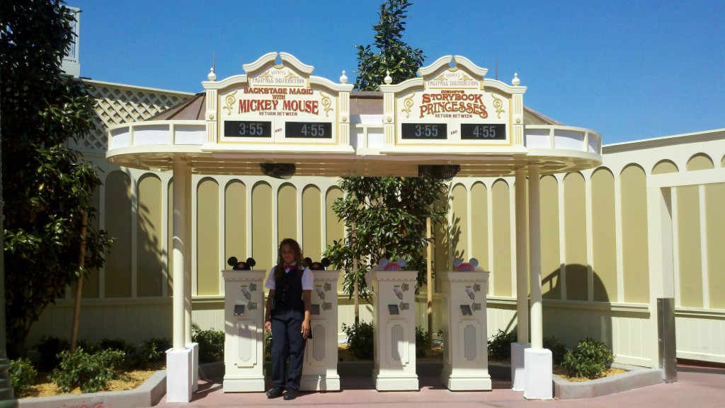 Town Square Fast Passes