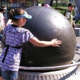 Interestingly enough, this Big Ball is one of my strongest memories from my first ever visit to the Magic Kingdom in 1973.