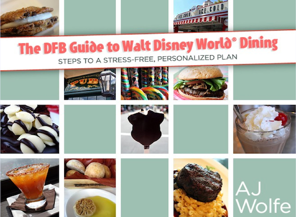 The Only Walt Disney World Dining Guide You'll Ever Need!