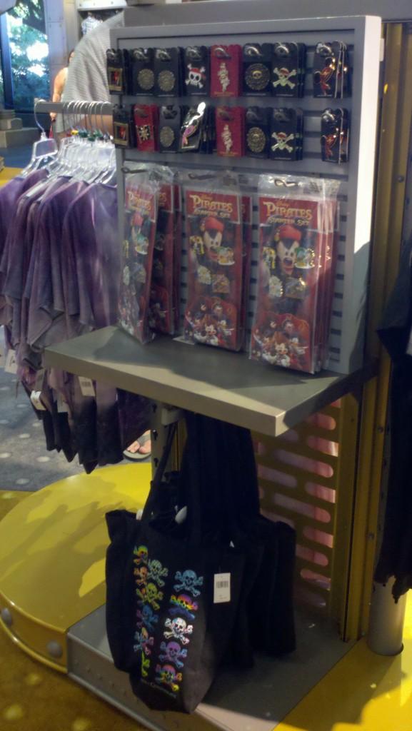 Pirates On Stranger Tides Merchandise