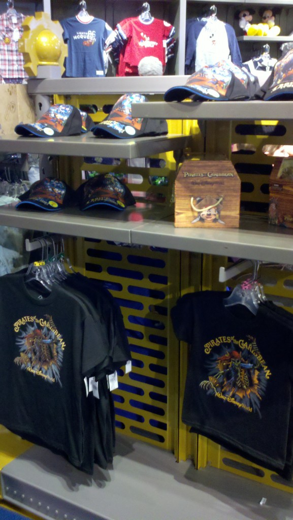 Pirates On Stranger Tides Merchandise
