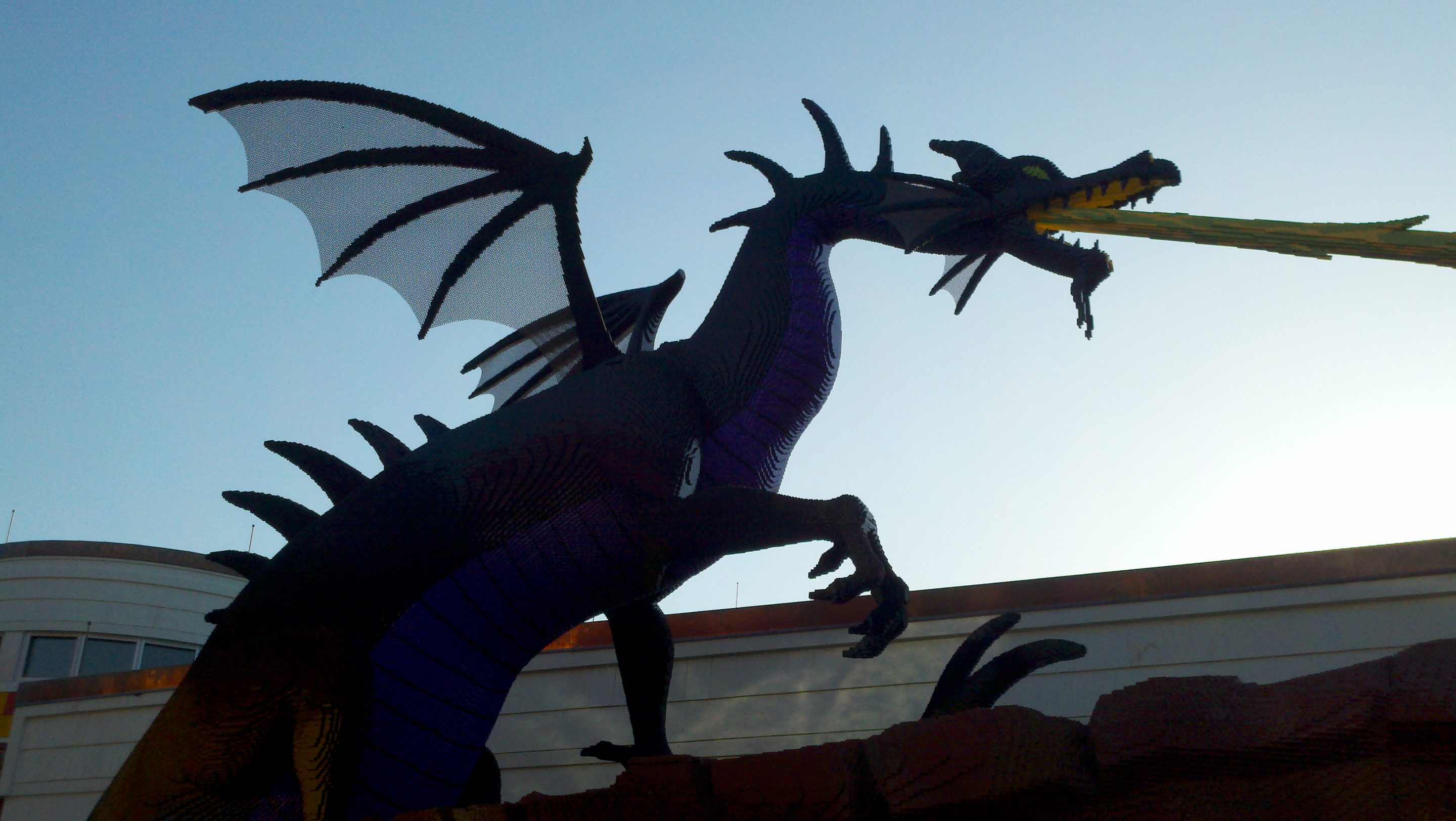Downtown Disney's LEGO Imagination Center Gets An AMAZING New Look