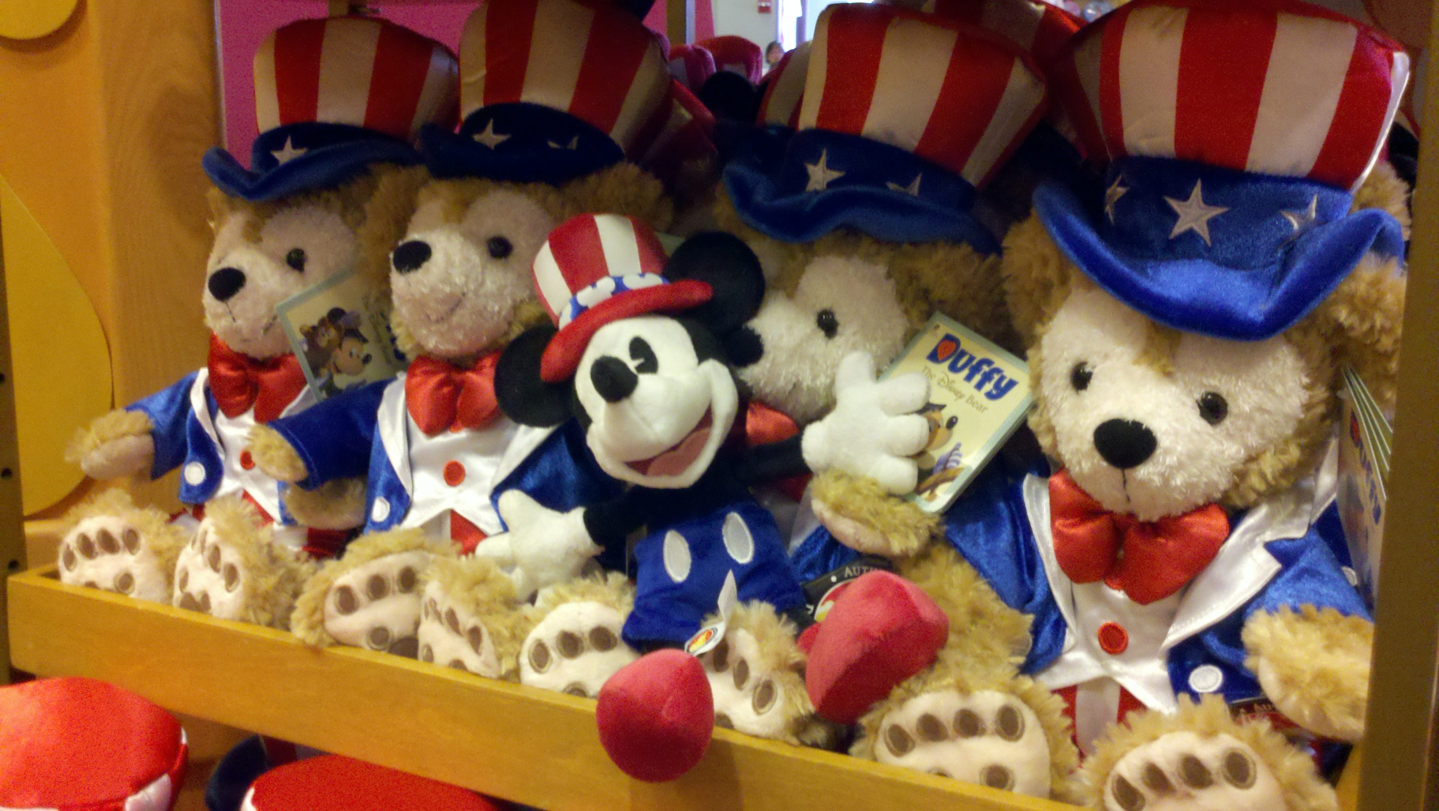 Celebrate the Fourth of July with Independence Day Duffy!
