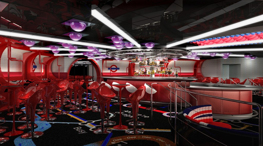 Europa - The Tube on the Disney Fantasy