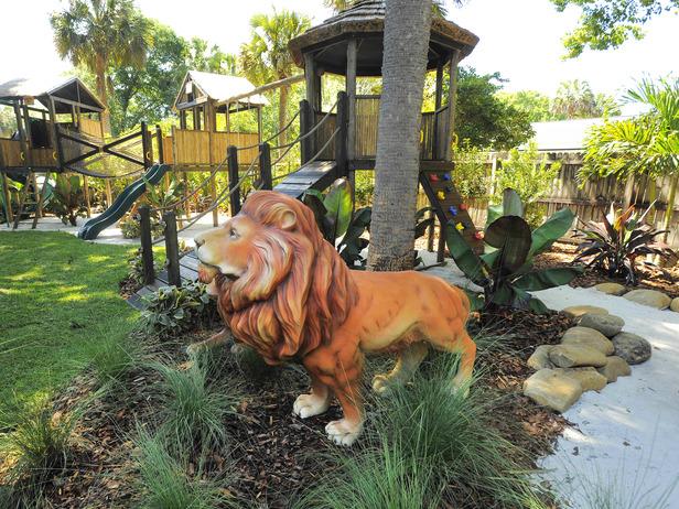 My Yard Goes Disney Safari