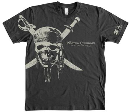 Pirates shirt giveaway