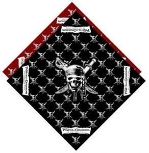 Pirates bandana giveaway