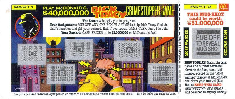 Crimestoppers 01 (1990)