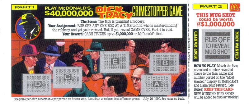 Crimestoppers 10 (1990)