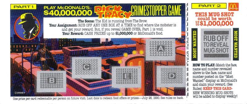 Crimestoppers 11 (1990)