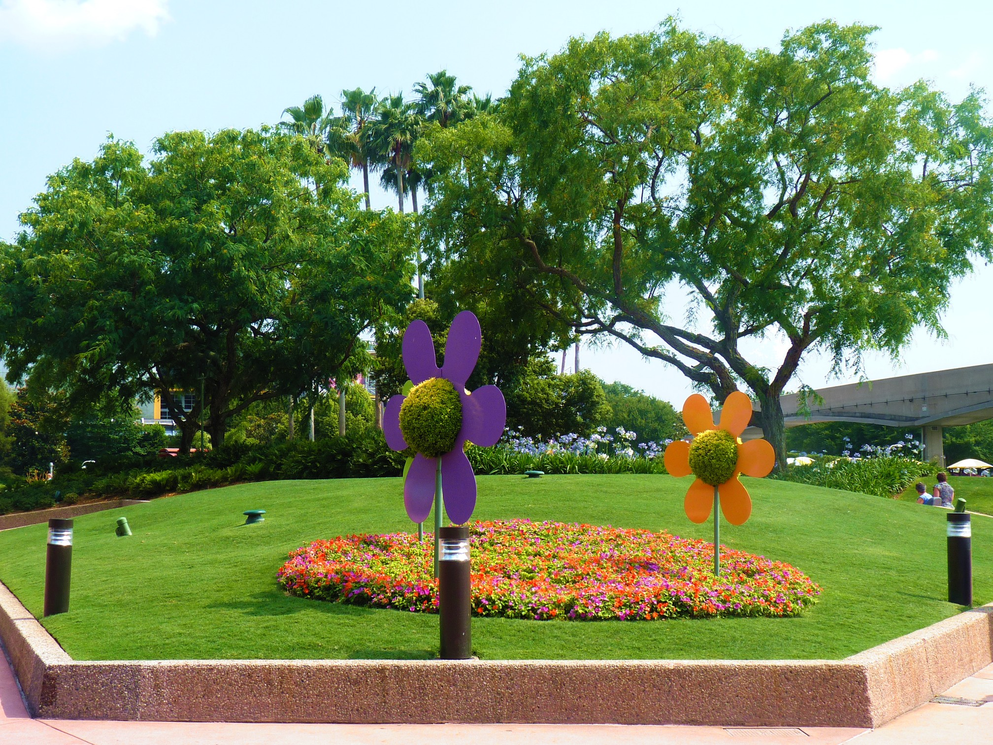 Jud's Disney Picture of the Day: Flowers and Trees