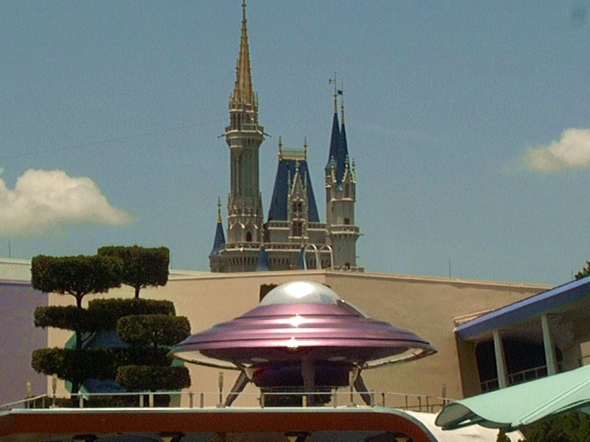 Jud's Disney Picture of the Day- Mission: Castle