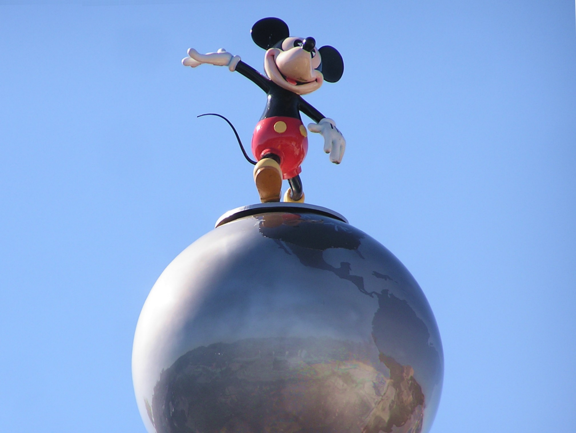 Jud's Disney Picture of the Day: On Top of the World