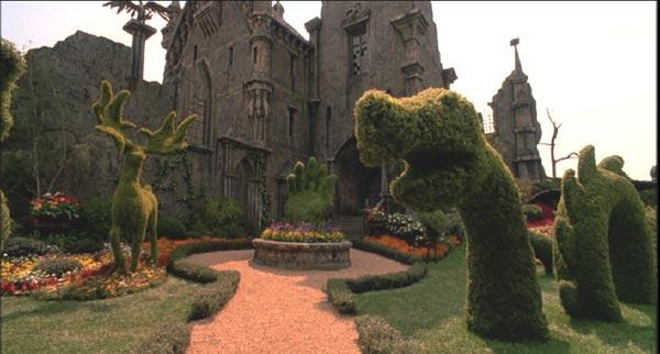Edward Scissorhand's Castle
