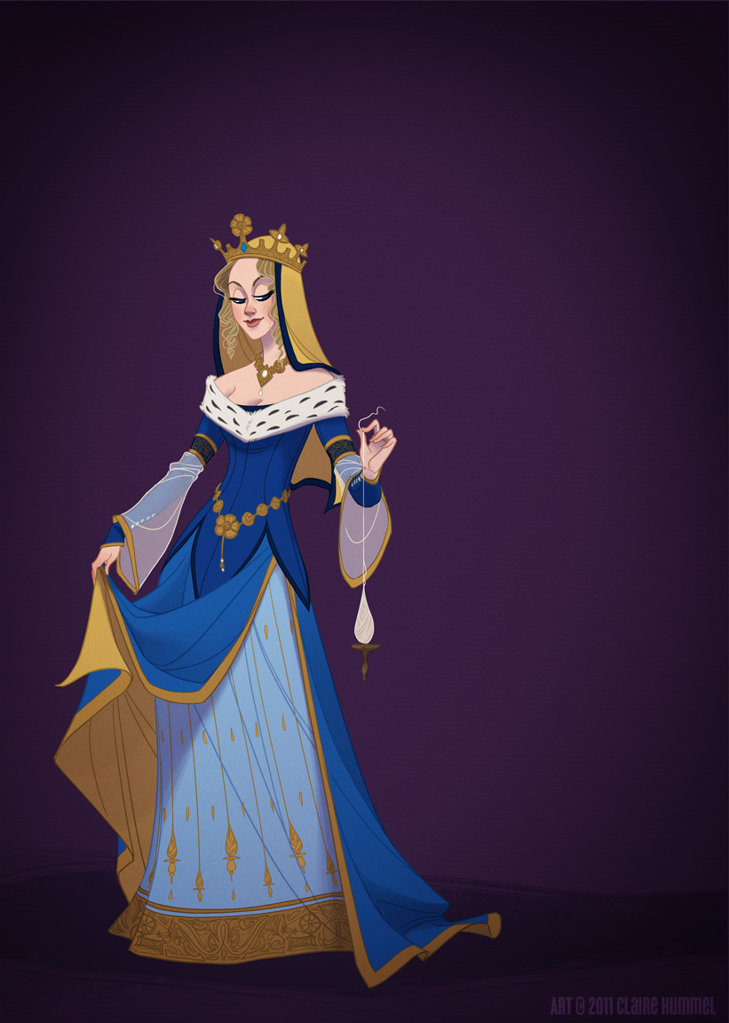 What Would Historically Accurate Disney Princesses Look Like?