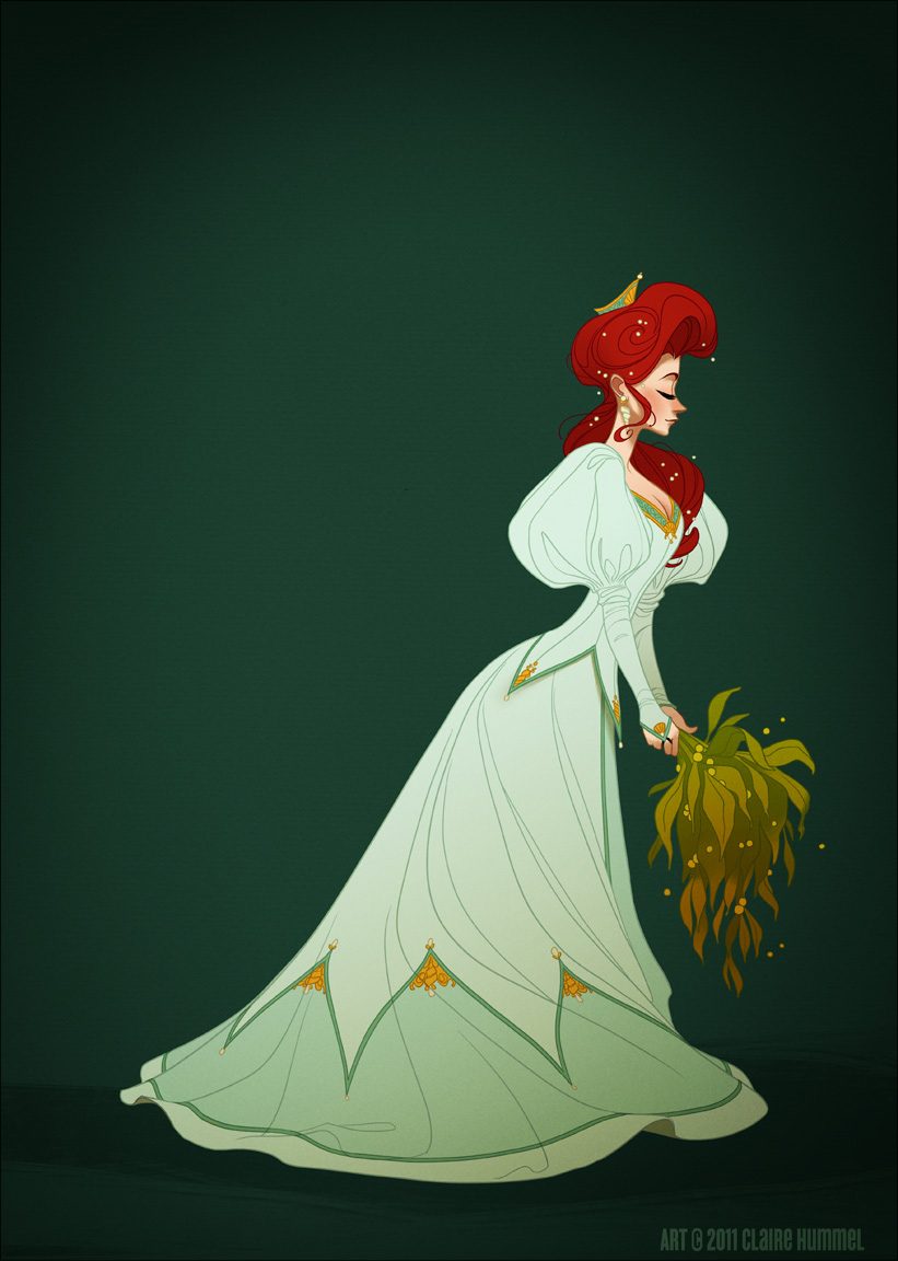 Historically Accurate Ariel