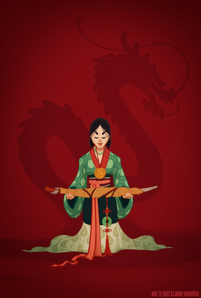Historically accurate Mulan