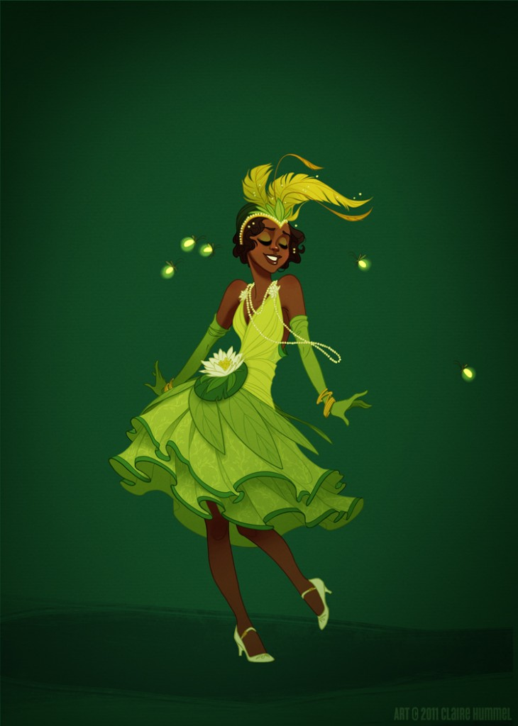 Historically accurate Tiana