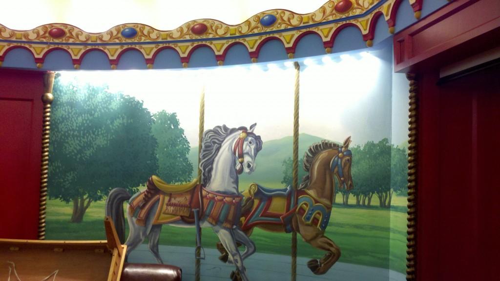 Carousel Room